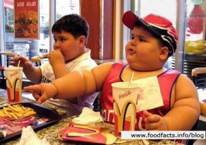 Child obesity is sure to pose a problem well into the future