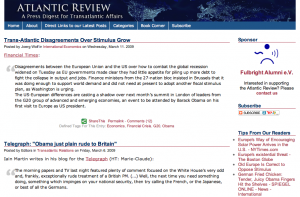 Screenshot: atlanticreview.org