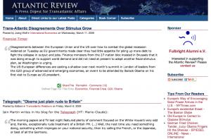 Screenshot: atlanticreview.org
